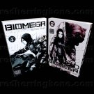 Biomega, Vol. 1-2 Manga (set includes Volume 1 & 2) Tsutomu Nihei NEW