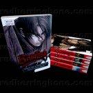 Basilisk: The Kouga Ninja Scrolls, Vol. 1-5 (set of 5 volumes) Masaki Segawa & Futaro Yamada