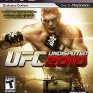 UFC Undisputed 2010 - Playstation 3 - CIB