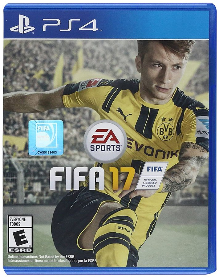 FIFA 17 - Playstation 4 - CIB