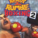 Ready 2 Rumble Boxing: Round 2 - Playstation 2 - CIB