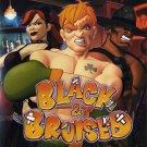 Black & Bruised - Playstation 2 - CIB