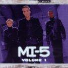 MI-5 Volume 1 (Season One First 1st) 3-Disc DVD CIB