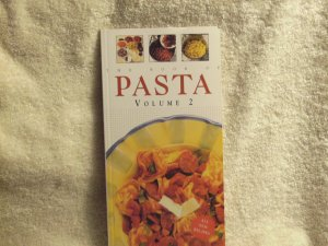 The Book of Pasta Volume 2 - NEW