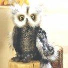 """Aurora 10"""" Barney Owl"""