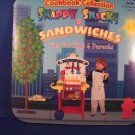 "Junior Cookbook Collection ""Snappy Snacks & Sandwiches"""