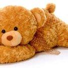 """12"""" Aurora Goldie Bear HARD TO FIND"""