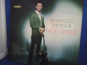 Jack Greene - What Locks The Door