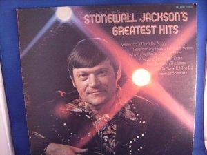 Stonewall Jackson - Greatest Hits
