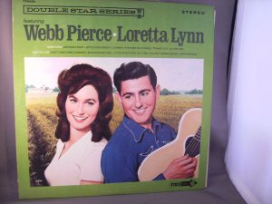 Webb Pierce - Loretta Lynn
