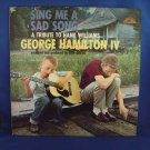 George Hamilton IV - Sing Me A Sad Song: A Tribute to Hank Williams