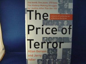 The Price of Terror - Allan Gerson & Jerry Adler