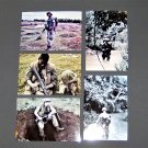 "Vietnam- TROOPS -1967 =  10  (4"" / 6"")  Color Photos = $  5.00 - S&H = FREE"