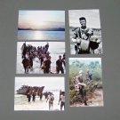 "Vietnam- TROOPS -1967 =  10  (4"" / 6"")  Color Photos = $  5.00 -- S&H = FREE  !!!!!"