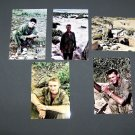 """Vietnam- TROOPS -1967 =  10  (4"""" by 6"""")  Color Photos = $  5.00 -- S&H = FREE  !!!!"""