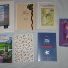 American Greetings GRADUATION CARDS (7) Different Card Designs with Envelopes