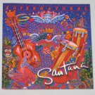 Santana Supernatural Song LYRICS BOOKLET