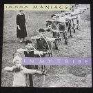 10,000 Maniacs In My Tribe Song LYRICS BOOKLET