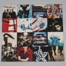 U2 Achtung Baby Song LYRICS BOOKLET