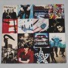 U2 Achtung Baby Song LYRICS BOOKLET