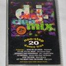 D.J. Club Mix Non-Stop Dance Trax Cassette 1993 PolyTel Numuzik 5162044