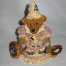 Boyds Bear Style 2014 Baileys Birthday 1993 Bearstone Collection Figurine