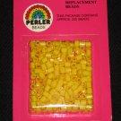 Yellow PERLER Craft Beads Pack of 250 - NEW