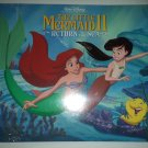 The Little Mermaid II Return To The Sea Exclusive Disney Lithograph Portfolio Set NEW