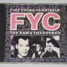 Fine Young Cannibals The Raw & the Cooked 1989 Music CD IRS MCA Record Label