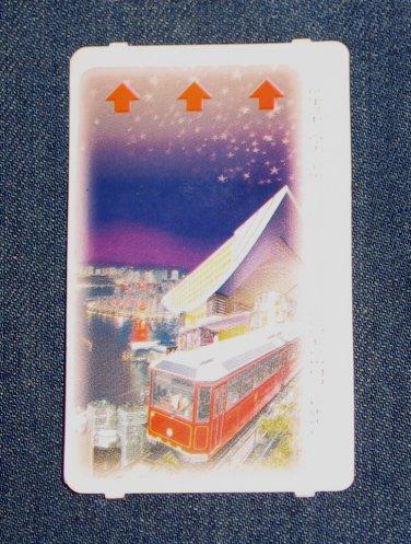 Hong Kong PEAK TRAM Tramway Ticket Dated May 2009 Souvenir