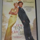 How to Lose a Guy in 10 Days DVD Widescreen Kate Hudson, Matthew McConaughey
