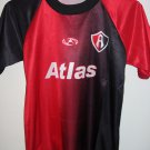 Atlas Furia Zorros Futbol Soccer Red Black Jersey Shirt Youth Size 10