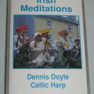 Irish Meditations Dennis Doyle Celtic Harp 1997 Cassette Incarnation Music 105