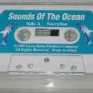 Sounds of the Ocean 1995 Music Cassette Dolphins Whales Gerry Baby Products