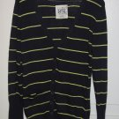 GRG Cree Montreal Button Down V-Neck Knit Top Sweater Womens Size Medium M