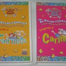 Lot of 2 Popcorn Park Puppets FAIRNESS and CARING Six Pillars of Character VHS Teaching Material