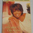 Oprah - Make the Connection Oprah Winfrey VHS Brand NEW Sealed