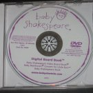 Baby Shakespeare Digital Board Book DVD Beethoven Concert for Little Ears Baby Einstein