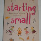 Starting Small Teaching Children Tolerance VHS Early Child Education Documentary