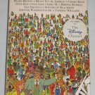 PEOPLE Disney Channel VHS Musical Celebration of Diversity James Earl Jones Hume Cronyn