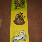 """3 GREAT HUMMEL PRINTS 10 1/2 x 12"""" PRAYING GIRL/JESUS/+"""