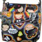Harajuku Lovers Rainbow Girls  Cross Body bag Purse style 8107HL