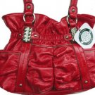 Kathy Van Zeeland Finders Keepers Ruby Belt Shopper Bag Purse NWT