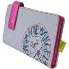 Whatever It Takes Gwen Stefani Pink Bone Clutch Wallet