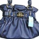 Kathy Van Zeeland Lapis Dazzling Daisy Belt Shopper Bag