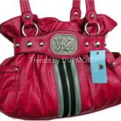 Kathy Van Zeeland Starstruck ROUGE Belt Shopper Bag NWT
