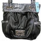 Kathy Van Zeeland Bartender Black Tote Shopper Bag