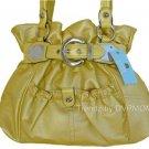 Kathy Van Zeeland BANANA Casual Pocket Belt Shopper NWT