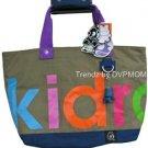 KidRobot Kidarmy Bigger Klub Tote Bag Purse NWT