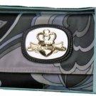 Kathy Van Zeeland Apollo Majestic Clutch Wallet NEW!